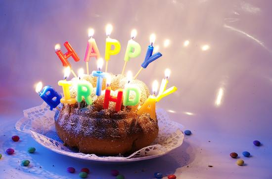 Den 40. Geburtstag feiern