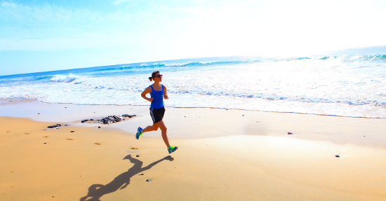 Langsam und gesund mit Ausdauersport beginnen