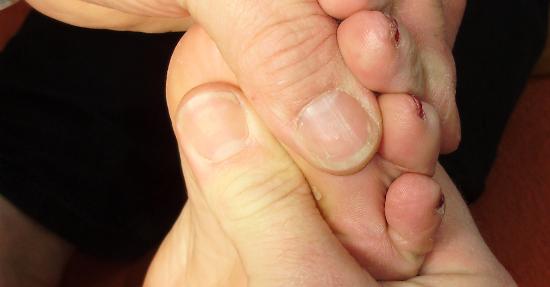 Frisch und fröhlich - Fußpflege im Sommer