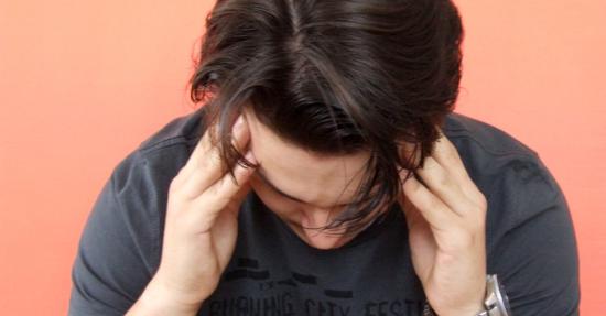 Unerträgliche Migräne